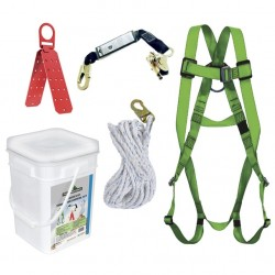 Roofer security kit